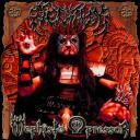 """обложка альбома REDRUM """"Mephisto Opressor"""""""
