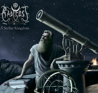 "обложка альбома Radigost ""А Stellar Kingdom"""
