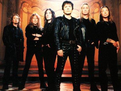Iron Maiden в Москве 19 августа 2008