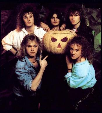 группа Helloween, типичный power metal