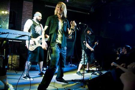 группа Арда на концерте в Туле