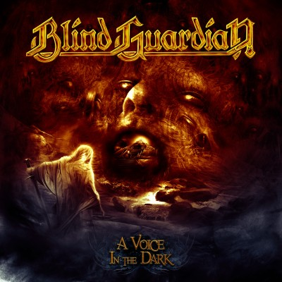 "сингл Blind Guardian ""A Voice In The Dark"""