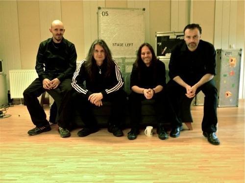 Blind Guardian в студии