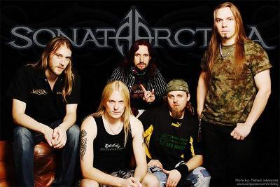 Sonata Arctica запишет второй концертный DVD