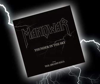 "Manowar ""Thunder In The Sky"""