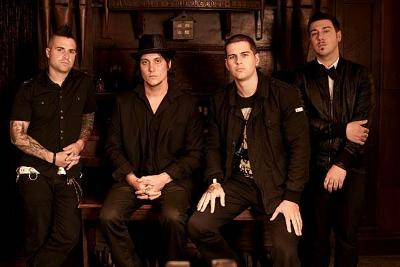 группа Avenged Sevenfold