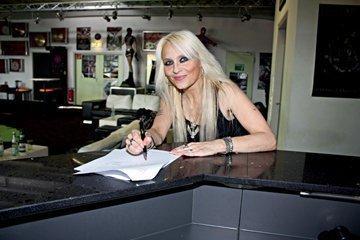 Doro Pesch подписала контракт с лейблом Nuclear Blast