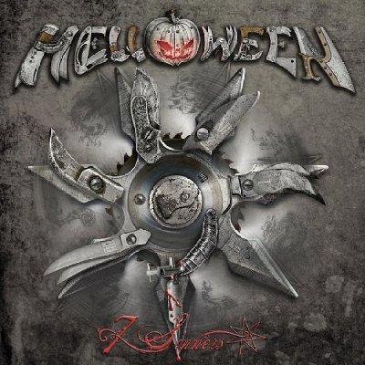 обложка альбома Helloween 7 Sinners