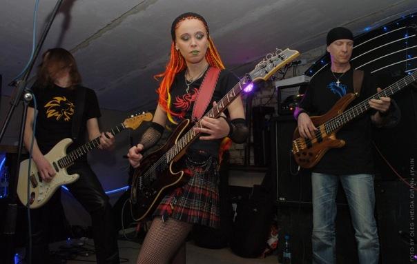 Елена Сигалова на Guitar Party