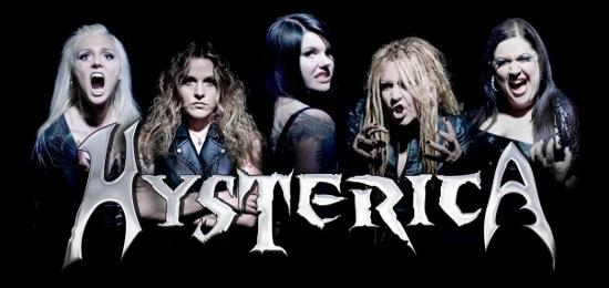 группа HYSTERICA