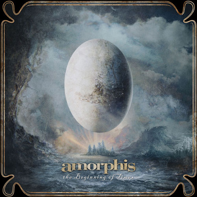 обложка Amorphis The Beginning Of Times